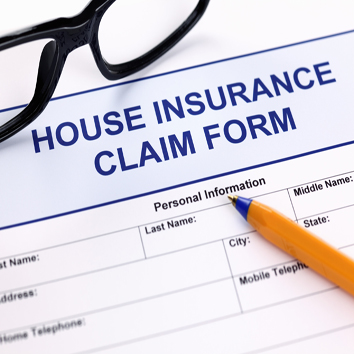 Insurance Claim Repairs